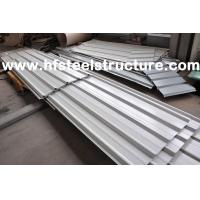 China Light Weight Industrial Metal Roofing Sheets For Building Material on sale