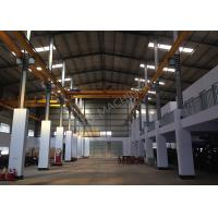 Wholesale Factories / Material Stocks LH Electric Hoist Type Overhead Crane Double Girder from china suppliers