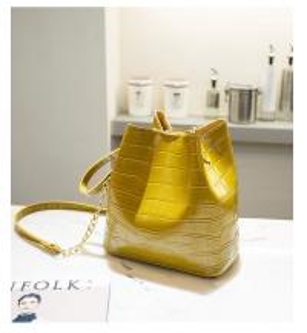 China New Style Versatile Pu Lady Bag Bucket Bag Small Bag Hand Bill of Lading Shoulder Cross Body Bag Lady bag on sale