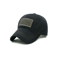 Wholesale Washed Cotton Fabric Unstructured Six Panel Baseball Cap from china suppliers