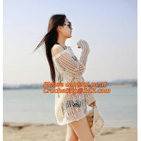 China Swimwear, Lace Beach, Cover Up, Clothes, Pareo Sexy, Female Swimsuit, Beachwear, underwear on sale