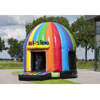 Wholesale Colorful Inflatable Bouncers,Kids Jumping Bouncy With PVC Material For Party from china suppliers