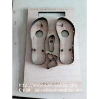 Wholesale Flip flops slipper steel rule dies China supplier, flip-flops sole steel cutting dies from china suppliers