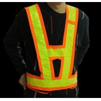 Buy cheap Custom Reflective Safety Vests from wholesalers