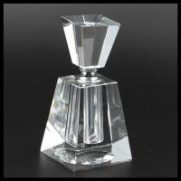 China Mini Antique Crystal Perfume Bottles For Perfume Oil , Essential Oil on sale
