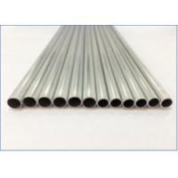 Quality Thin Round Brazing Aluminum Pipe For Automotive Engine Cooling Module for sale