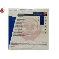 Wholesale Microsoft Office Product Key Card , Office 2013 Professional Fpp from china suppliers