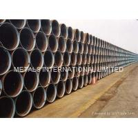 China API 5L,AS1163,AS2885,ISO 3183,DNV OS-F101,NACE MR0175 ERW Steel Pipe on sale
