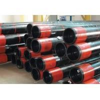 China Black Mild Steel Welded Blind casing pipe 6 scheducle 40 steel pipe for sale