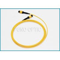 Wholesale Single Mode MPO Fiber Optic Cable For Indoor Structure Cabling 32 Fibers from china suppliers