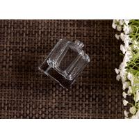 Wholesale 60ml Capacity Clear Glass Perfume Bottles with Sprayer , Hexagonal Shape from china suppliers