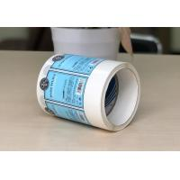 Wholesale Strong Tenacity Synthetic Paper Sticker , Self Adhesive Removable Labels Waterproof from china suppliers