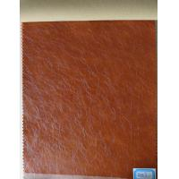 Wholesale Artificial PU Leather Material Thickness 0.9mm with Elastic, Anti-Mildew from china suppliers