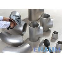 Wholesale ASTM B366 Alloy 600 / 625 Nickel Alloy Steel Welded Equal Tee Pipe Fitting from china suppliers
