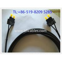 Buy cheap Toshiba TOCP200 / TOCP255 Duplex TYPE Optical Fiber Cable JIS-F07 type from wholesalers