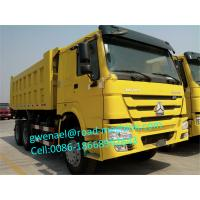 Wholesale Sinotruck HOWO Heavy Duty Dump Trucks 50T  6 x 4 Driving Overloading Capacity RHD/LHD, 10 Tires from china suppliers