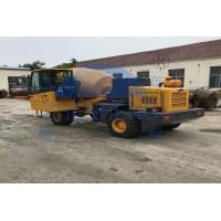 Wholesale Small Mobile Concrete Batch Truck , 1.6m3 Self Loading Concrete Volumetric Mixer from china suppliers