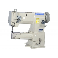 Wholesale Compound Feed 220V DP17 250*110mm Football Single Needle Sewing Machine from china suppliers