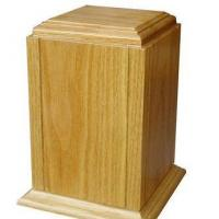 Buy cheap Wooden Pet Urns from wholesalers