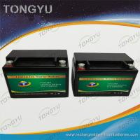 Buy cheap Rotax 912 500 - 1000CC Aircraft Engine LiFePO4 Starter Battery With Internal BMS from wholesalers