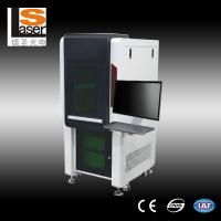 Wholesale Portable Laser Marker Machine Mark On Brass Cooper , Small Laser Marking Machine from china suppliers