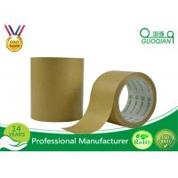 Wholesale Brown Kraft Packing Tape Antistatic Coated With Pressure Sensitive from china suppliers