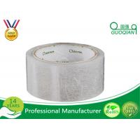 Quality Hot Melt White Transparent BOPP Packing Tape 1-100MM Width Free Sample for sale
