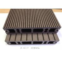 Wholesale Anti UV Wood Vinyl Composite Flooring , Wood Plastic Composite Decking Board from china suppliers