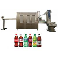 Wholesale Commercial Carbonated Drink Filling Machine Water Maker Line Energy Drink Manufacturing from china suppliers