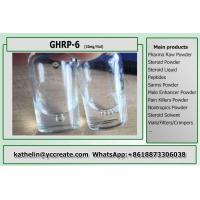 Protein Peptide Powder Ghrp-6 Injection Powder For Weight Loss Fat Loss for sale