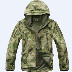 Buy cheap Military ACU Soft Shell Jackets TAD V 4.0 Outdoor TAD Lurker Shark skin from wholesalers