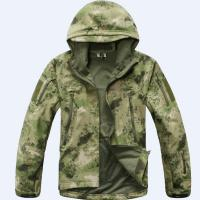 Buy cheap Military ACU Soft Shell Jackets TAD V 4.0 Outdoor TAD Lurker Shark skin Camoflage Jackets from wholesalers