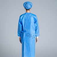 Wholesale 2020 New Automatic Non Woven Disposable Hospital Surgical Gowns Making Machine from china suppliers