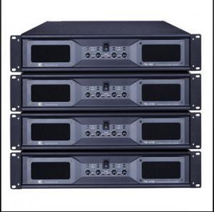 Buy cheap 4 Channel 600watts Amplifiers \Post power Amplifiers \Audio Power Amplifier With from wholesalers
