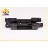 Quality Adjustable Concealed 3 Way Hinge Hardware 180 Degree 190X30X27mm for sale