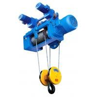 Wholesale Portable Standard Headroom Trolley Wire Rope Hoists SH Type 1/4 Fall For Single Girder from china suppliers