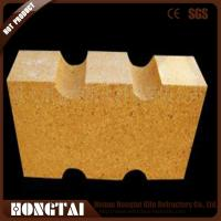 China Blast furnaces and hot blast furnaces used low porosity fire clay brick on sale