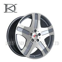 Buy cheap Benz Mercedes Replica Reproduction Wheels Alloy Rims 5 Holes Black Machine / from wholesalers