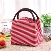 RTS wholesale women Box Insulated Quality Portable reusable oxford tote insulated lunch bags Lunch Bag for sale
