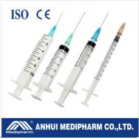 Wholesale Syringes +Needle for injection from china suppliers