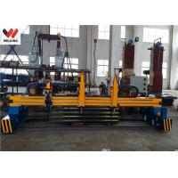 Wholesale Custom CNC Strip Cutting Machine With Flame / Oxygen Fuel For Plate Cutting Equipment from china suppliers
