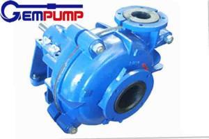 Wholesale 4/3D-AHGEM Centrifugal Slurry Pump , Copper Mining Horizontal Centrifugal Slurry Pump from china suppliers
