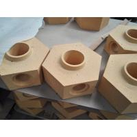 Buy cheap Steel Ingot Casting Fire Clay Aluminum Bricks Composition Heat / Sound Insulation from wholesalers
