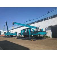 Wholesale Low Noise Hydraulic Pile Driving Machine , Construction Piling Machine from china suppliers