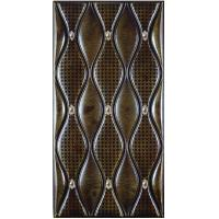 Wholesale Leather carving wall panel on background 3D,3D Leather ceiling panel for background from china suppliers