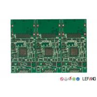 Wholesale 1.0mm 4 Layers Contract Manufacturing PCB Assembly , Lead Free HASL HDI PCB from china suppliers