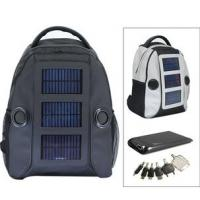 Wholesale 2014 Newest design and fashionable Solar backpack, Solar charging backpack from china suppliers