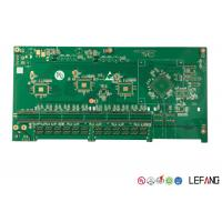 Wholesale Fr 4 Material High Frequency PCB Board Automated PCB Assembly 303 * 150 Mm from china suppliers