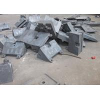 Wholesale Chrome-Moly Steel liner plates for Mine mill Cement mill or other specia working condition from china suppliers
