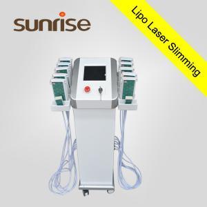 China Lipo body slimming sunrise laser machine for sale on sale